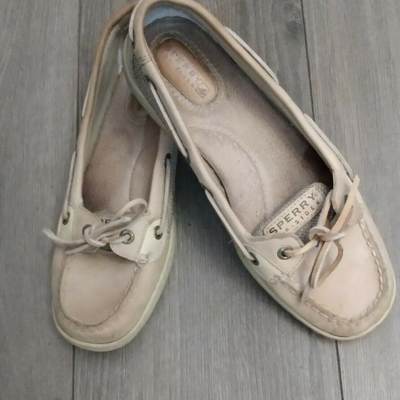 Women's Sperry Top-Sider Size 7.5M Boat Shoes
